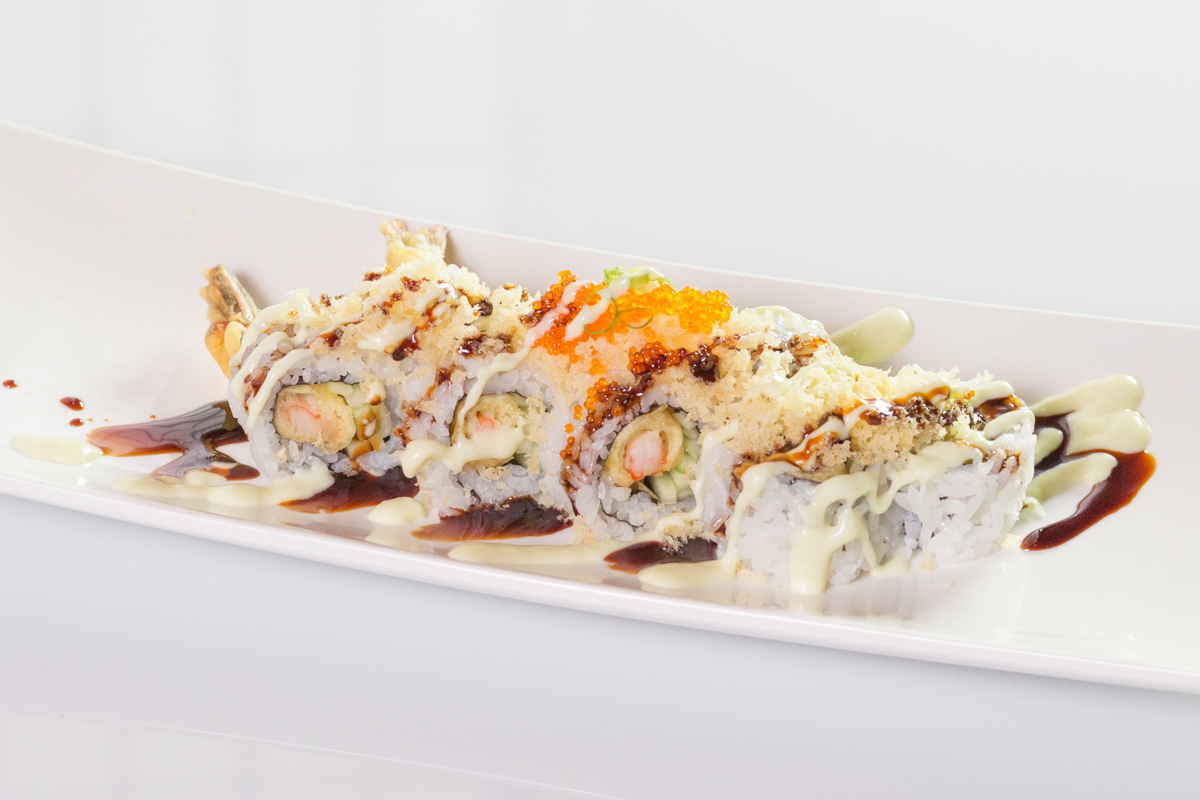 Black And Red >> Special Roll « Sushi Heaven